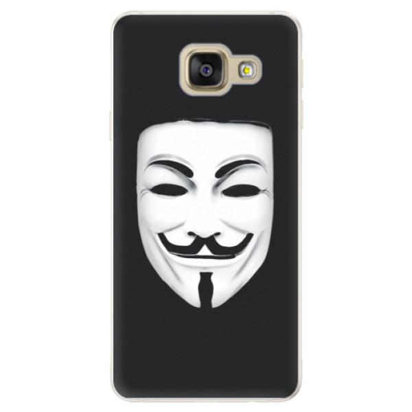 Silikónové puzdro iSaprio - Vendeta - Samsung Galaxy A5 2016