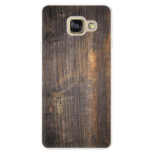 Silikónové puzdro iSaprio - Old Wood - Samsung Galaxy A5 2016