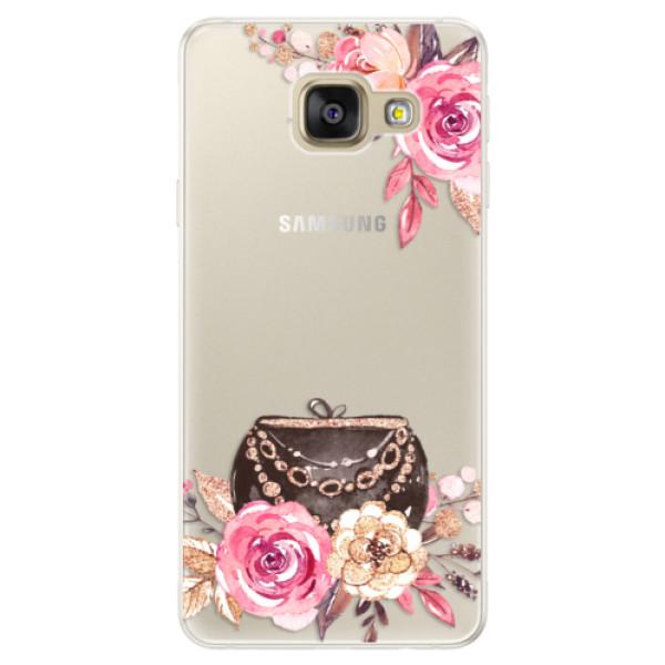 Silikónové puzdro iSaprio - Handbag 01 - Samsung Galaxy A5 2016