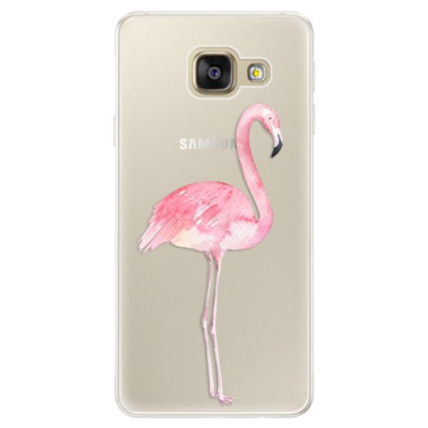 Silikónové puzdro iSaprio - Flamingo 01 - Samsung Galaxy A5 2016