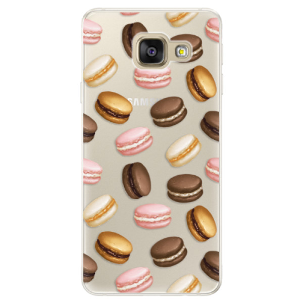 Silikónové puzdro iSaprio - Macaron Pattern - Samsung Galaxy A5 2016