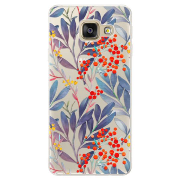 Silikónové puzdro iSaprio - Rowanberry - Samsung Galaxy A5 2016