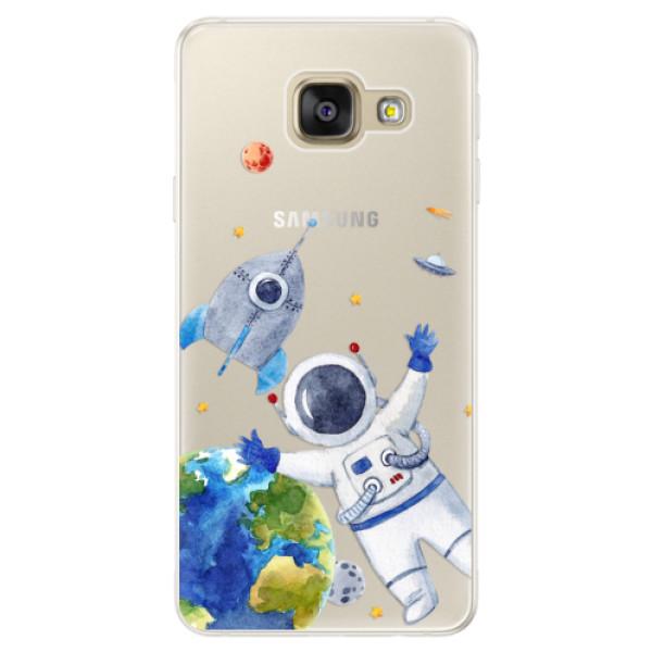 Silikónové puzdro iSaprio - Space 05 - Samsung Galaxy A5 2016