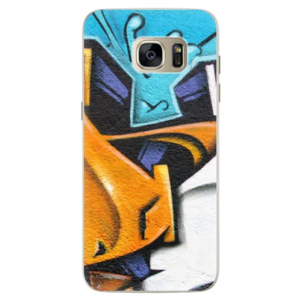 Silikónové puzdro iSaprio - Graffiti - Samsung Galaxy S7 Edge
