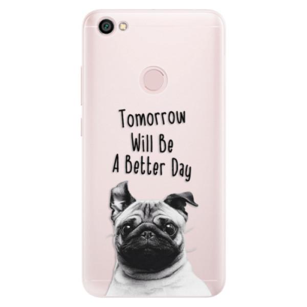 Silikónové puzdro iSaprio - Better Day 01 - Xiaomi Redmi Note 5A / 5A Prime
