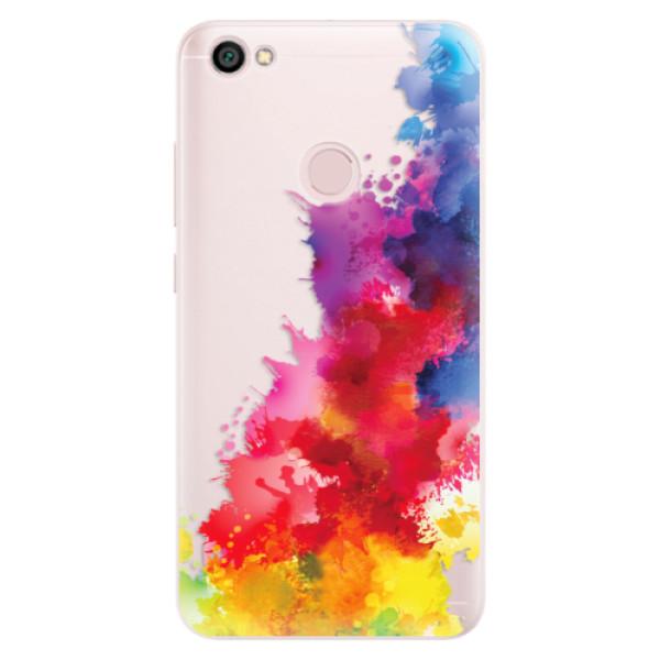 Silikónové puzdro iSaprio - Color Splash 01 - Xiaomi Redmi Note 5A / 5A Prime