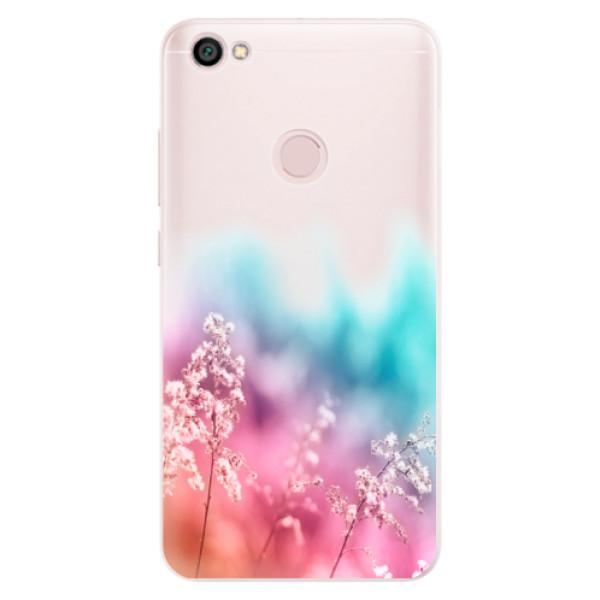 Silikónové puzdro iSaprio - Rainbow Grass - Xiaomi Redmi Note 5A / 5A Prime