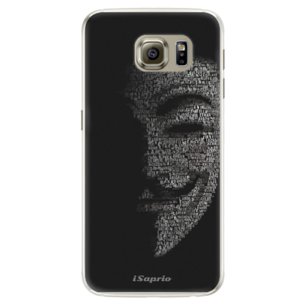 Silikónové puzdro iSaprio - Vendeta 10 - Samsung Galaxy S6 Edge
