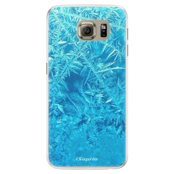 Silikónové puzdro iSaprio - Ice 01 - Samsung Galaxy S6 Edge