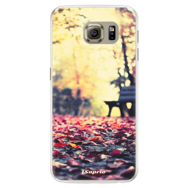Silikónové puzdro iSaprio - Bench 01 - Samsung Galaxy S6 Edge