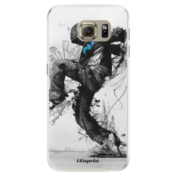Silikónové puzdro iSaprio - Dance 01 - Samsung Galaxy S6 Edge