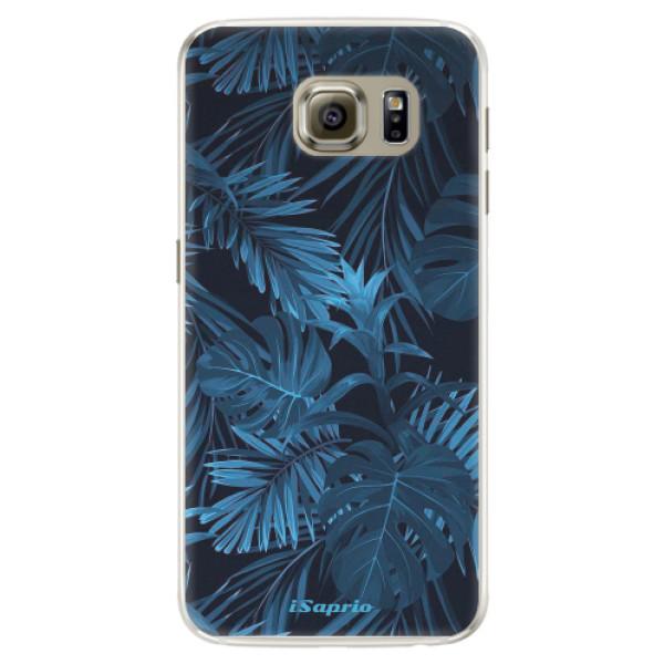 Silikónové puzdro iSaprio - Jungle 12 - Samsung Galaxy S6 Edge