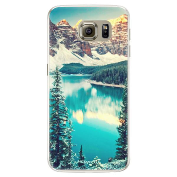 Silikónové puzdro iSaprio - Mountains 10 - Samsung Galaxy S6 Edge