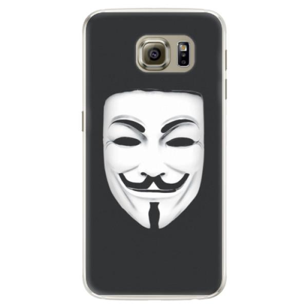 Silikónové puzdro iSaprio - Vendeta - Samsung Galaxy S6 Edge