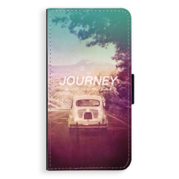 Flipové puzdro iSaprio - Journey - iPhone XS Max