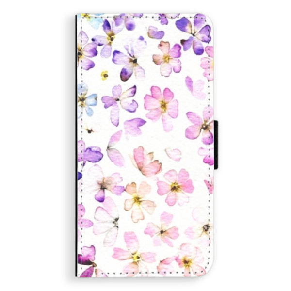 Flipové puzdro iSaprio - Wildflowers - iPhone XS Max