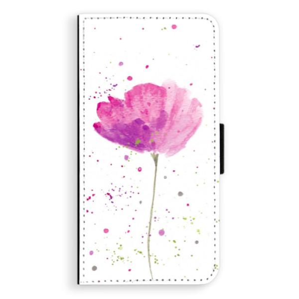 Flipové puzdro iSaprio - Poppies - iPhone XS Max
