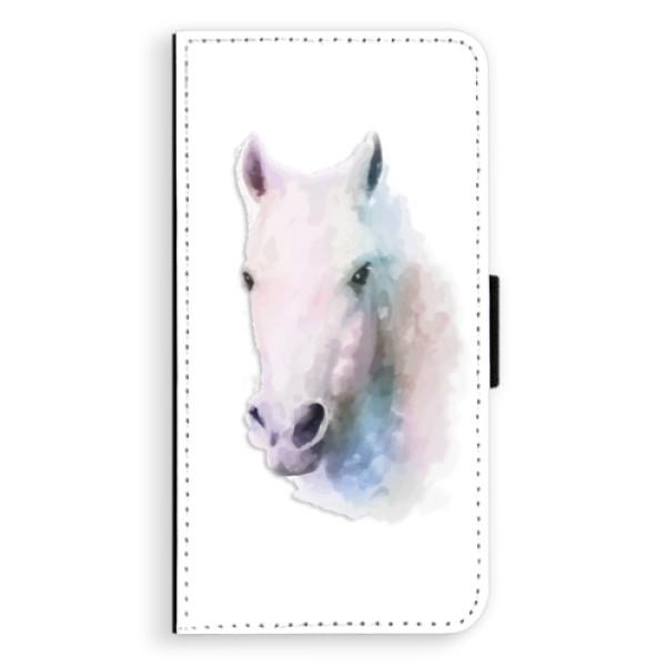 Flipové puzdro iSaprio - Horse 01 - iPhone XS Max