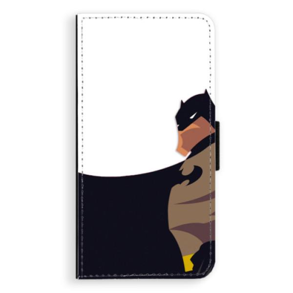Flipové puzdro iSaprio - BaT Comics - iPhone XS Max