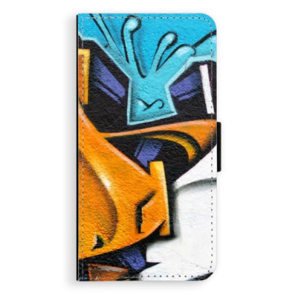 Flipové puzdro iSaprio - Graffiti - iPhone XS Max