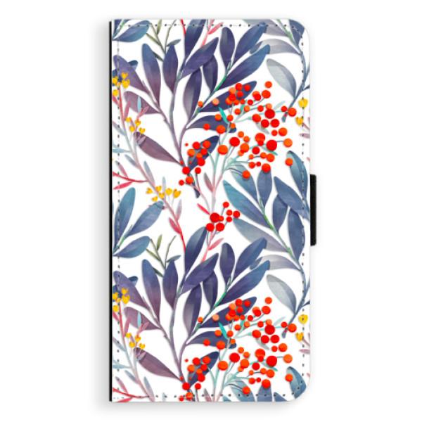 Flipové puzdro iSaprio - Rowanberry - iPhone XS Max