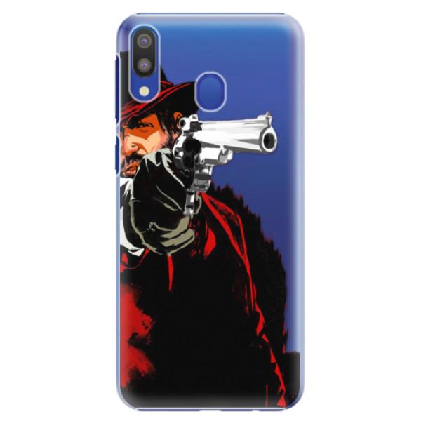 Plastové puzdro iSaprio - Red Sheriff - Samsung Galaxy M20