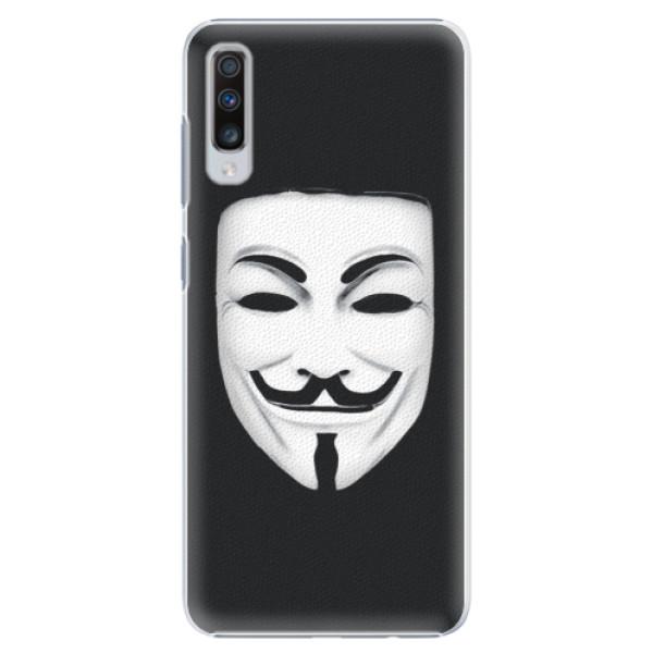 Plastové puzdro iSaprio - Vendeta - Samsung Galaxy A70