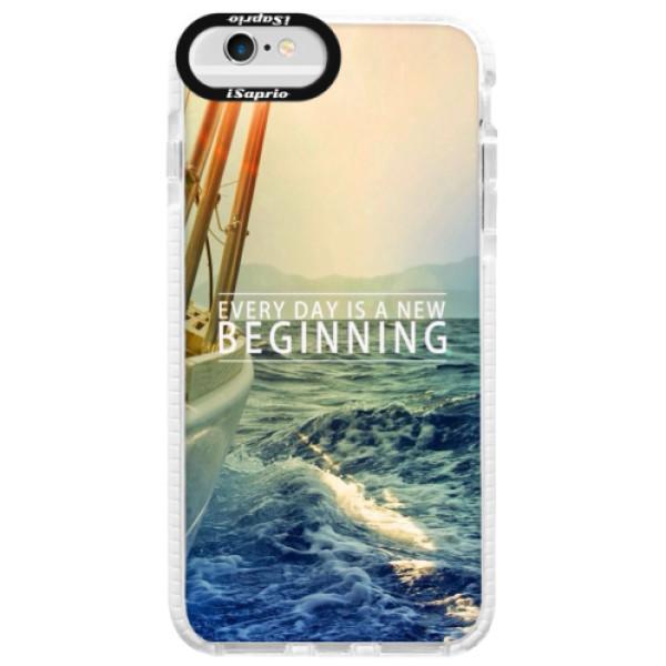 Silikónové púzdro Bumper iSaprio - Beginning - iPhone 6/6S