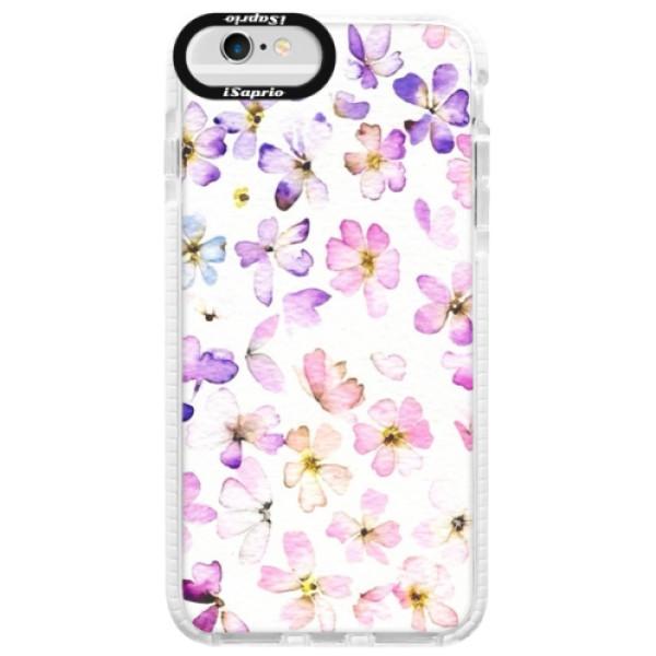 Silikónové púzdro Bumper iSaprio - Wildflowers - iPhone 6/6S