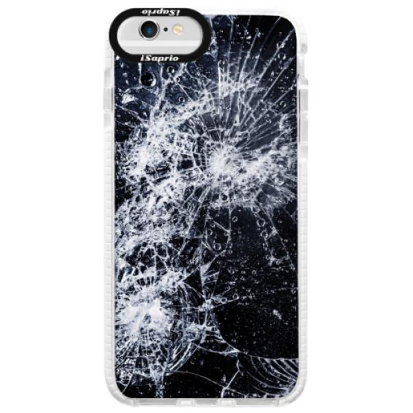 Silikónové púzdro Bumper iSaprio - Cracked - iPhone 6/6S
