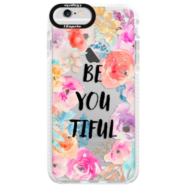 Silikónové púzdro Bumper iSaprio - BeYouTiful - iPhone 6/6S