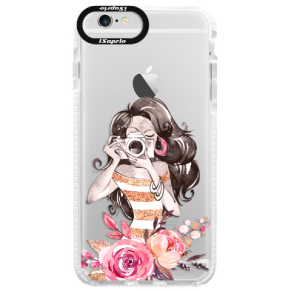Silikónové púzdro Bumper iSaprio - Charming - iPhone 6/6S