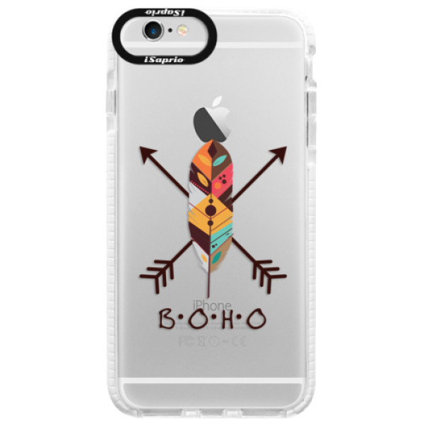 Silikónové púzdro Bumper iSaprio - BOHO - iPhone 6/6S