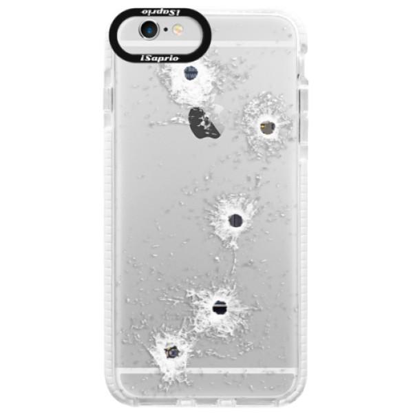 Silikónové púzdro Bumper iSaprio - Gunshots - iPhone 6/6S