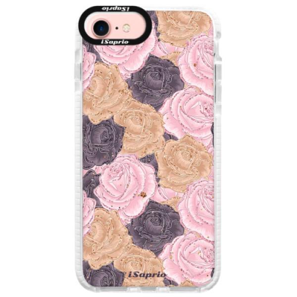 Silikónové púzdro Bumper iSaprio - Roses 03 - iPhone 7