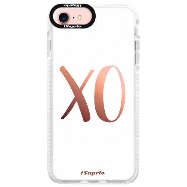 Silikónové púzdro Bumper iSaprio - XO 01 - iPhone 7