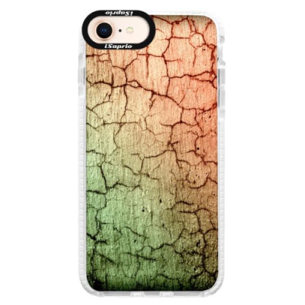 Silikónové púzdro Bumper iSaprio - Cracked Wall 01 - iPhone 8