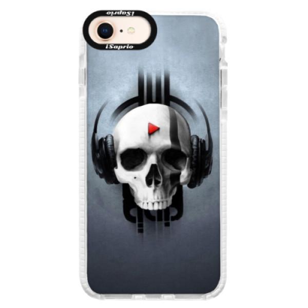Silikónové púzdro Bumper iSaprio - Skeleton M - iPhone 8