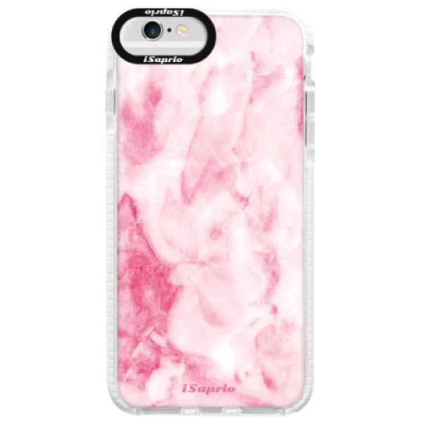 Silikónové púzdro Bumper iSaprio - RoseMarble 16 - iPhone 6 Plus/6S Plus