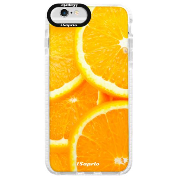 Silikónové púzdro Bumper iSaprio - Orange 10 - iPhone 6 Plus/6S Plus