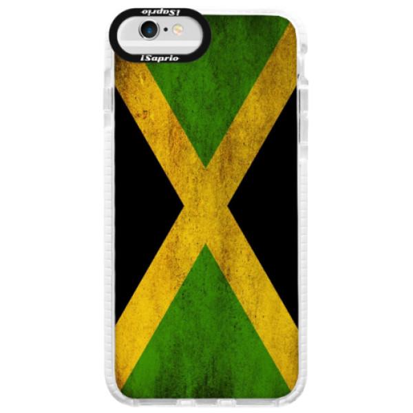 Silikónové púzdro Bumper iSaprio - Flag of Jamaica - iPhone 6 Plus/6S Plus