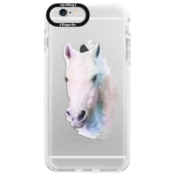 Silikónové púzdro Bumper iSaprio - Horse 01 - iPhone 6 Plus/6S Plus