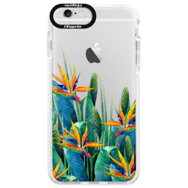 Silikónové púzdro Bumper iSaprio - Exotic Flowers - iPhone 6 Plus/6S Plus