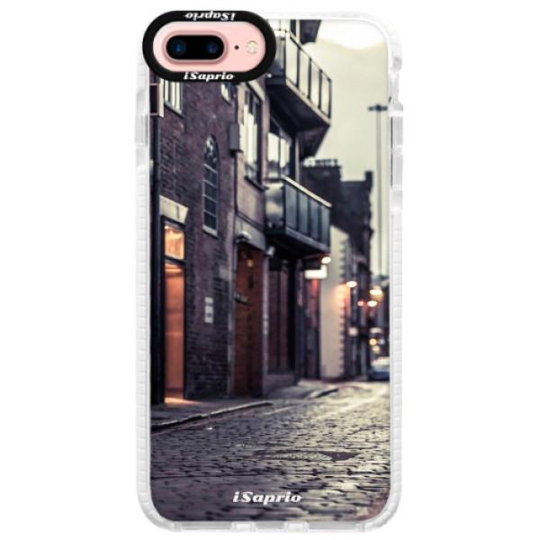 Silikónové púzdro Bumper iSaprio - Old Street 01 - iPhone 7 Plus