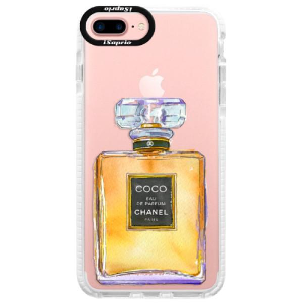 Silikónové púzdro Bumper iSaprio - Chanel Gold - iPhone 7 Plus