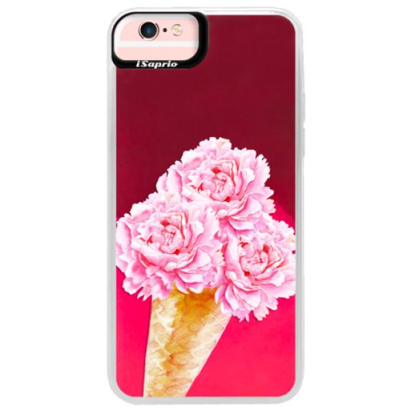 Neónové púzdro Pink iSaprio - Sweets Ice Cream - iPhone 6 Plus/6S Plus
