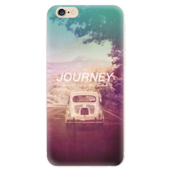Odolné silikónové puzdro iSaprio - Journey - iPhone 6/6S