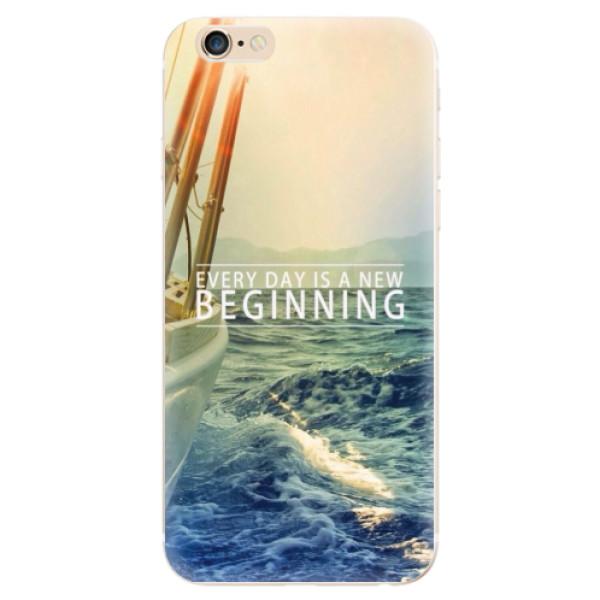 Odolné silikónové puzdro iSaprio - Beginning - iPhone 6/6S