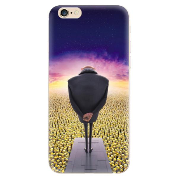 Odolné silikónové puzdro iSaprio - Gru - iPhone 6/6S