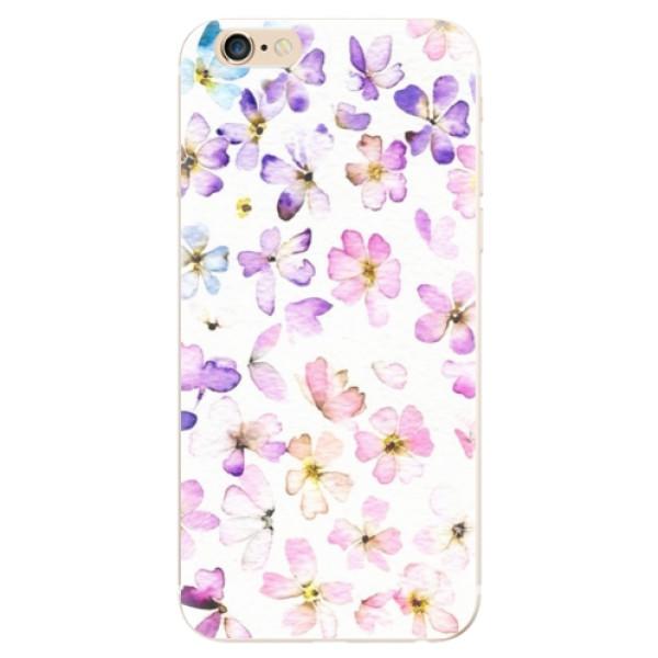 Odolné silikónové puzdro iSaprio - Wildflowers - iPhone 6/6S